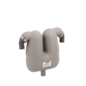 EXHAUST GAS SEPARATOR 38MM