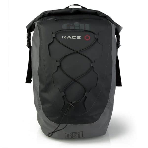 GILL BAG BACKPACK RACE TEAM GRAPHITE 35L