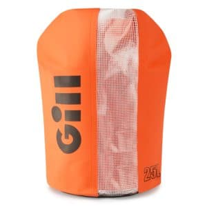 GILL BAG WET AND DRY 25L CYLINDER TANGO