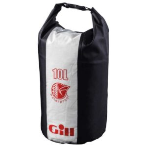 GILL BAG WET AND DRY CYLINDER BLACK 10L