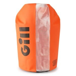 GILL BAG WET AND DRY 10L CYLINDER TANGO