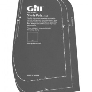 GILL PADS FOR PERF. SAILING SHORTS 1644