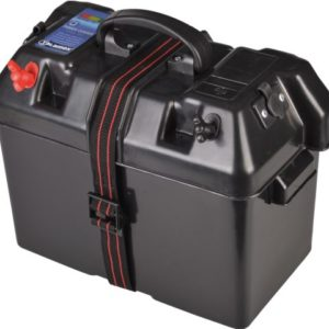 BATTERY BOX W/QUICKFIT CONNECT 60A 2X12V TALAMEX