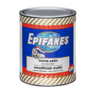EPIFANES WOODFINISH MATTE CLEAR