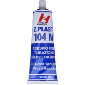 Z PLAST 104N PVC PIPE ADHESIVE 125G TUBE FZ
