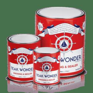 TEAK WONDER SEALER+DRESSING 4LT