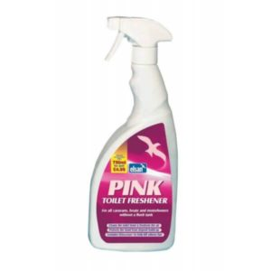 ELSAN Pink Toilet Fresh