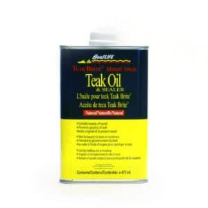 TEAKBRITE TEAK OIL GOLD BOATLIFE
