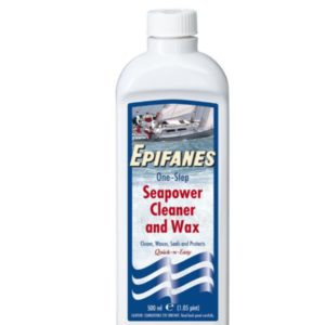 ONE-STEP CLEANER/WAX SEAPOWER