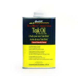 TEAKBRITE TEAK OIL NATURAL BOATLIFE