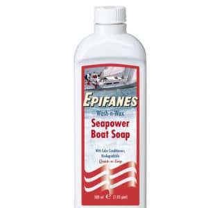 EPIFANES WASH/WAX BOAT SOAP SEAPOWER