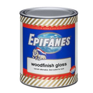 EPIFANES WOODFINISH GLOSS CLEAR