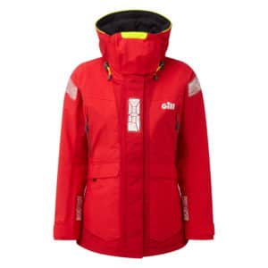 GILL JACKET OS24 WOMEN RED