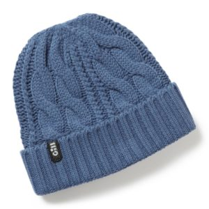 GILL BEANIE CABLE KNIT 1-SIZE
