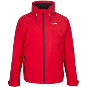 GILL JACKET PILOT RED