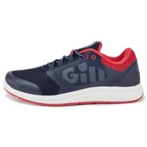 GILL SHOES TRAINERS MAWGAN NAVY