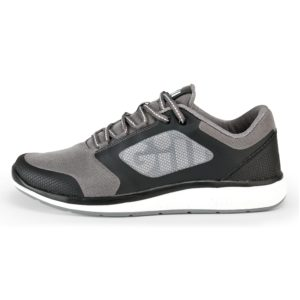 GILL SHOES TRAINERS MAWGAN BLACK/GREY