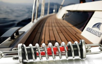 How to Take Care of Mooring Springs