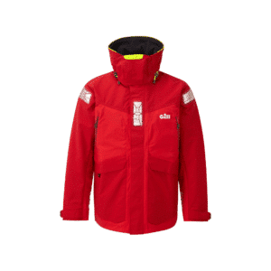 GILL JACKET OS24 RED