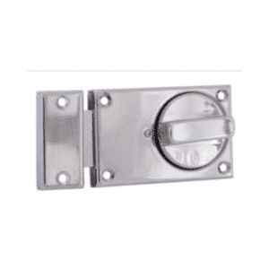 LOCK-W-ROUND-HANDLE-BRS-NP-76X38MM-OR