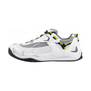 GILL SHOES TRAINERS DECK TECH WHITE/LIME 44