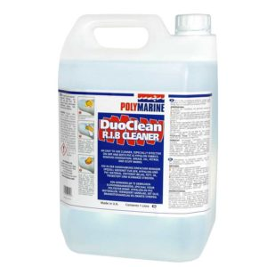 DUO CLEAN RIB+TUBE CLEANER 5LT CAN POLYMARINE
