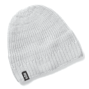 GILL BEANIE REFLECTIVE KNIT MED.GREY 1-SIZE