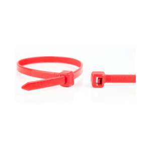 CABLE-TIE-RED-(X100)-GB