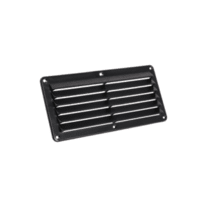 VENTILATOR-PLASTIC-260X125MM-BLACK-OS