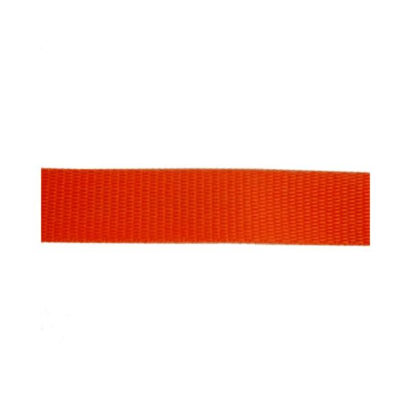 WEBBING-POLYPROP-25MM-50M-PMT-ORANGE-GB