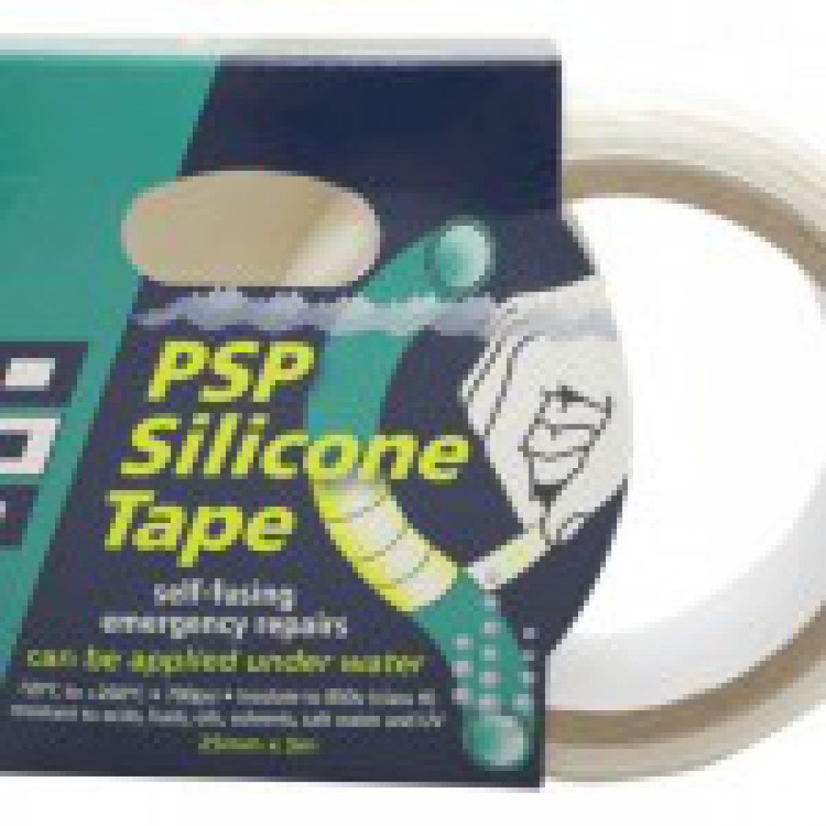 New Product – PSP Silicone Tape